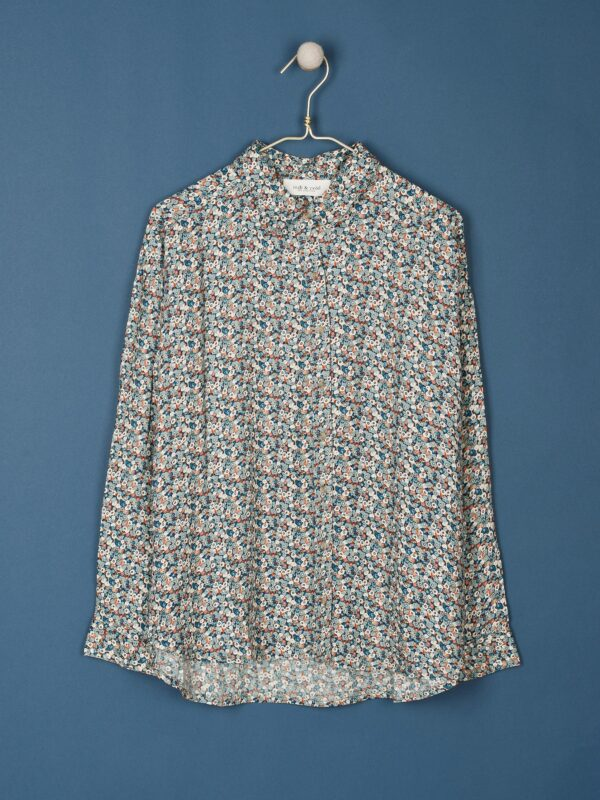 Camisa Sienna Liberty Indiandcold