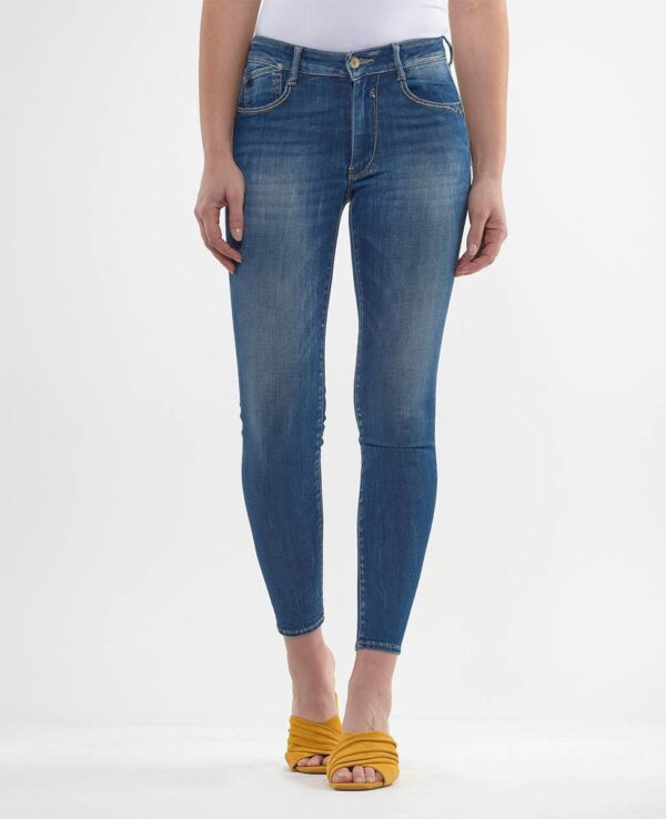 JEANS PULP HIGHSLC BLUE LTD